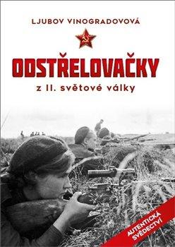 Obálka titulu Odstřelovačky z II. světové války