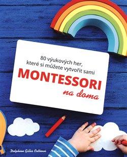Obálka titulu Montessori na doma