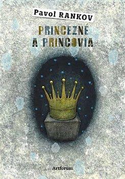 Obálka titulu Princezné a princovia