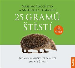 CD 25 GRAMŮ ŠTĚSTÍ