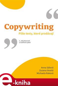 Obálka titulu Copywriting