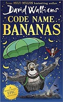 Obálka titulu Code Name Bananas