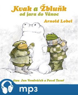 Kvak a Žbluňk od jara do Vánoc