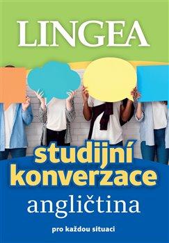 Obálka titulu Studijní konverzace - angličtina