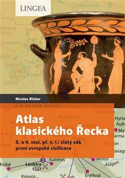 Obálka titulu Atlas klasického Řecka