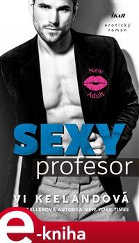 Obálka titulu Sexy profesor