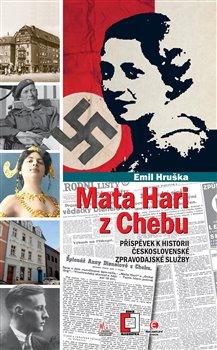 Obálka titulu Mata Hari z Chebu