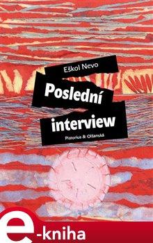 Obálka titulu Poslední interview