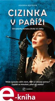 Obálka titulu Cizinka v Paříži