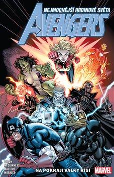 Avengers 4: Na pokraji války říší