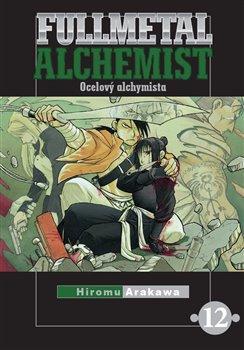 Obálka titulu Fullmetal Alchemist - Ocelový alchymista 12