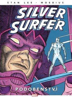 Obálka titulu Silver Surfer: Podobenství