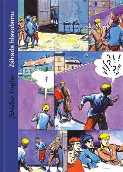 Obálka titulu Záhada hlavolamu (sběratelské vydání)