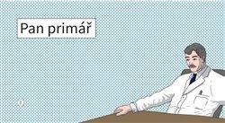Obálka titulu Pan Primář