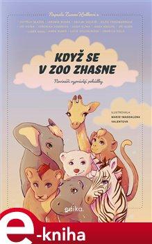 Obálka titulu Když se v zoo zhasne