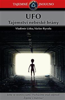 Obálka titulu UFO - Tajemství nebeské brány