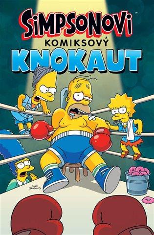 Simpsonovi: Komiksový knokaut