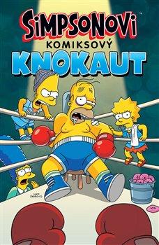 Obálka titulu Simpsonovi: Komiksový knokaut