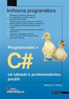 Obálka titulu Programování v C#