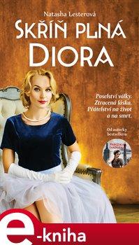 Obálka titulu Skříň plná Diora