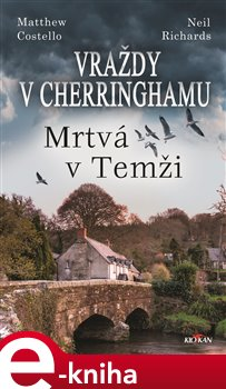 Obálka titulu Vraždy v Cherringhamu - Mrtvá v Temži