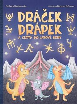 Obálka titulu Dráček Drápek a Cesta do Lávové hory