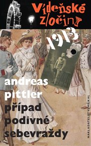 Kriminální román současného rakouského autora Andrease Pittlera 1913: Případ podivné sebevraždy je první ze série Vídeňské zločiny. Každá kniha se odehrává v roce, významném pro rakouskou historii, a hlavní postavou je v nich vyšetřovatel - bonviván a poněkud neúspěšný milovník žen David Bronstein. Skvěle zachycená atmosféra staré Vídně, dramatické zápletky a propojení fiktivních a skutečných historických postav - v první knize se objevuje mj. plukovník Rédl a Egon Erwin Kisch.