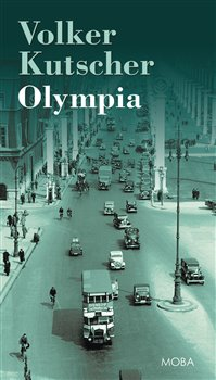 Obálka titulu Olympia