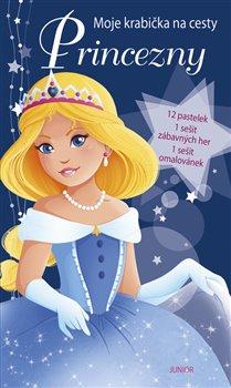 Obálka titulu Princezny - Moje krabička na cesty