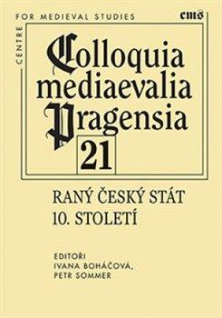 Obálka titulu Raný český stát 10. století