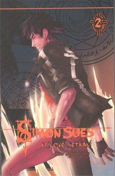 Simon Sues 02: Klíčové setkání