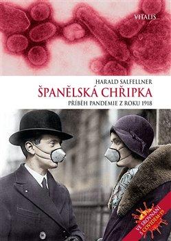 Obálka titulu Španělská chřipka