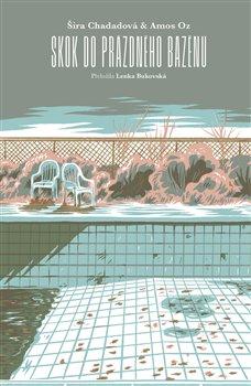 Obálka titulu Skok do prázdného bazénu