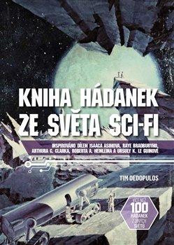 Obálka titulu Kniha hádanek ze světa sci-fi