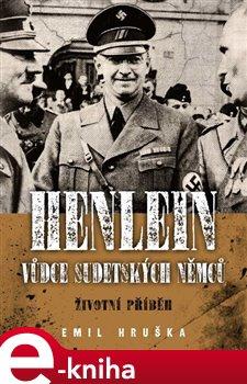 Obálka titulu Henlein - vůdce sudetských Němců