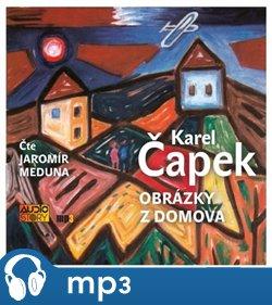 Obálka titulu Obrázky z domova