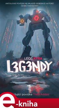 Obálka titulu Legendy