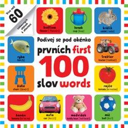 Podívej se pod okénko - prvních 100 slov - first 100 words