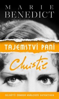 Obálka titulu Tajemství paní Christie