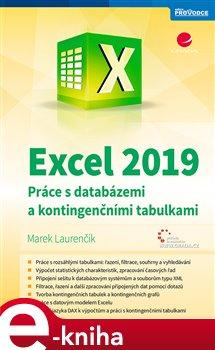 Obálka titulu Excel 2019