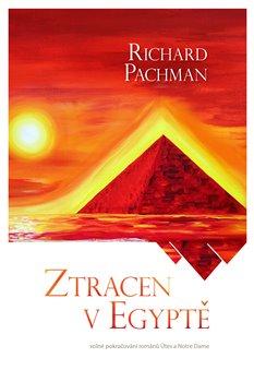 Obálka titulu Ztracen v Egyptě