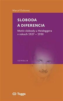 Obálka titulu Sloboda a diferencia
