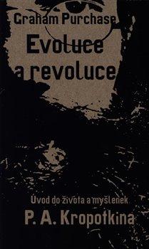 Obálka titulu Evoluce a revoluce
