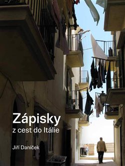 Obálka titulu Zápisky z cest do Itálie