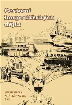 Obálka titulu Cestami hospodářských dějin