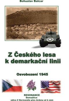 Obálka titulu Z Českého lesa k demarkační linii