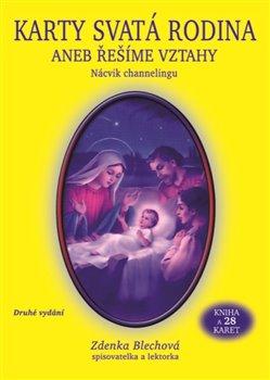 Obálka titulu Karty Svatá rodina aneb řešíme vztahy