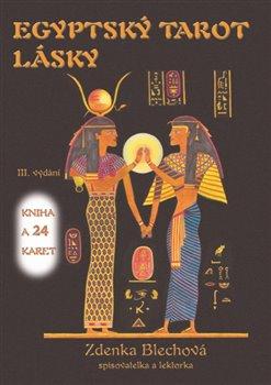 Obálka titulu Egyptský tarot lásky