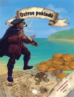 Obálka titulu Ostrov pokladů s rozšířenou realitou