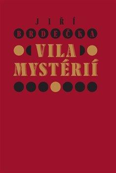Obálka titulu Vila Mystérií